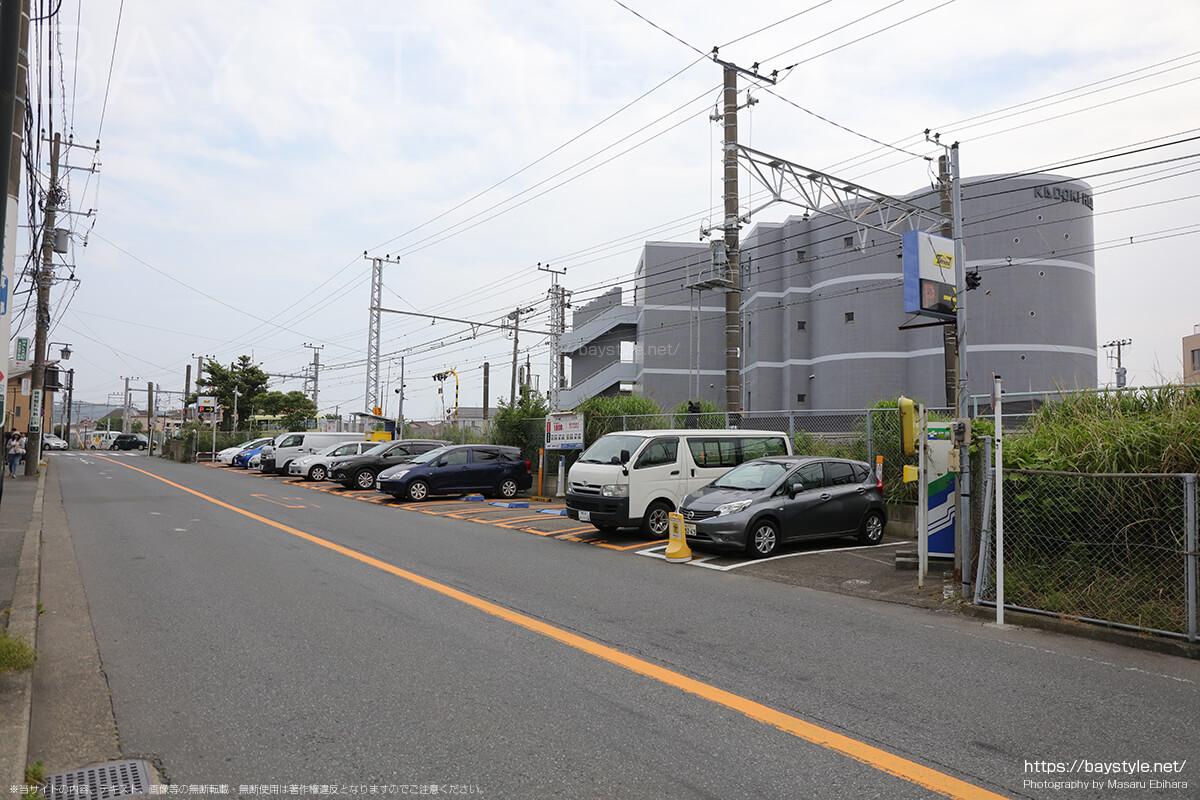 タイムズJR鎌倉大町駐車場