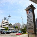 JR逗子駅の2番乗り場