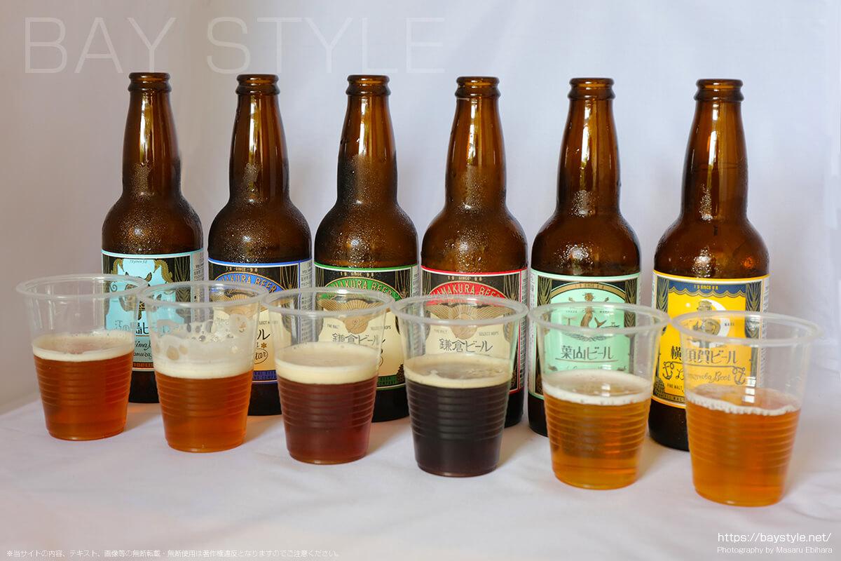 鎌倉ビールの種類