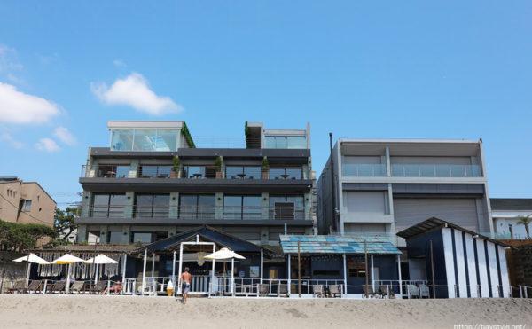 LAH(ラー)、葉山森戸海岸海水浴場の海の家