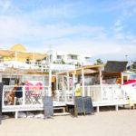 APELLES、逗子海水浴場の海の家
