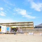 YOLO PACIFIC、逗子海水浴場の海の家