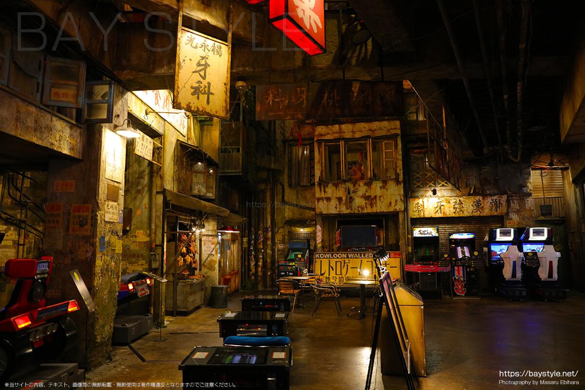 ウェアハウス川崎2階アーケードゲームフロア