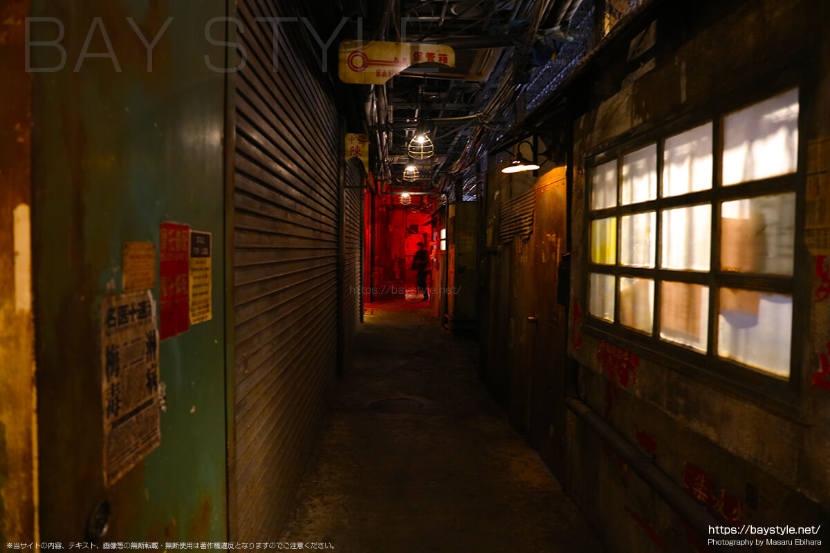 ウェアハウス川崎1階出口