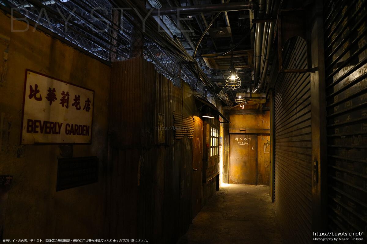 ウェアハウス川崎の入口