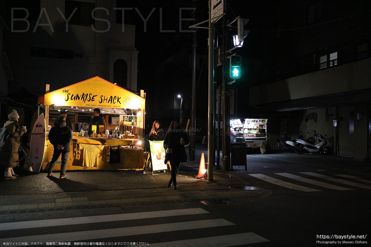 長谷寺入口の売店