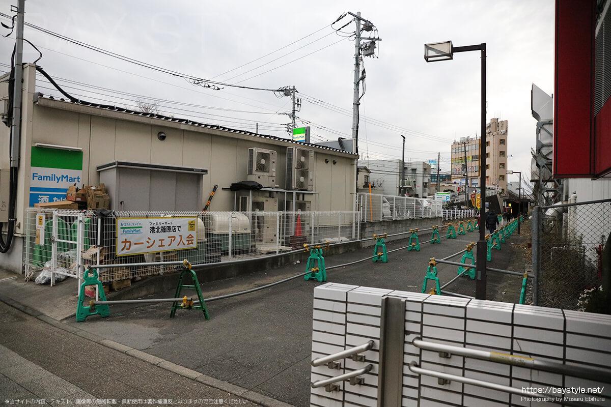新横浜駅で一番価格が安いコインロッカー