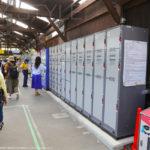 長谷駅のコインロッカー
