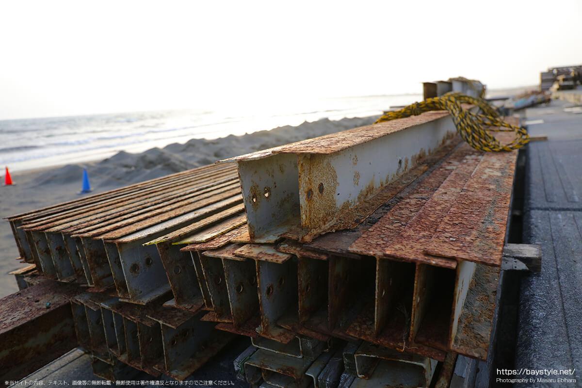 片瀬西浜海水浴場海開き