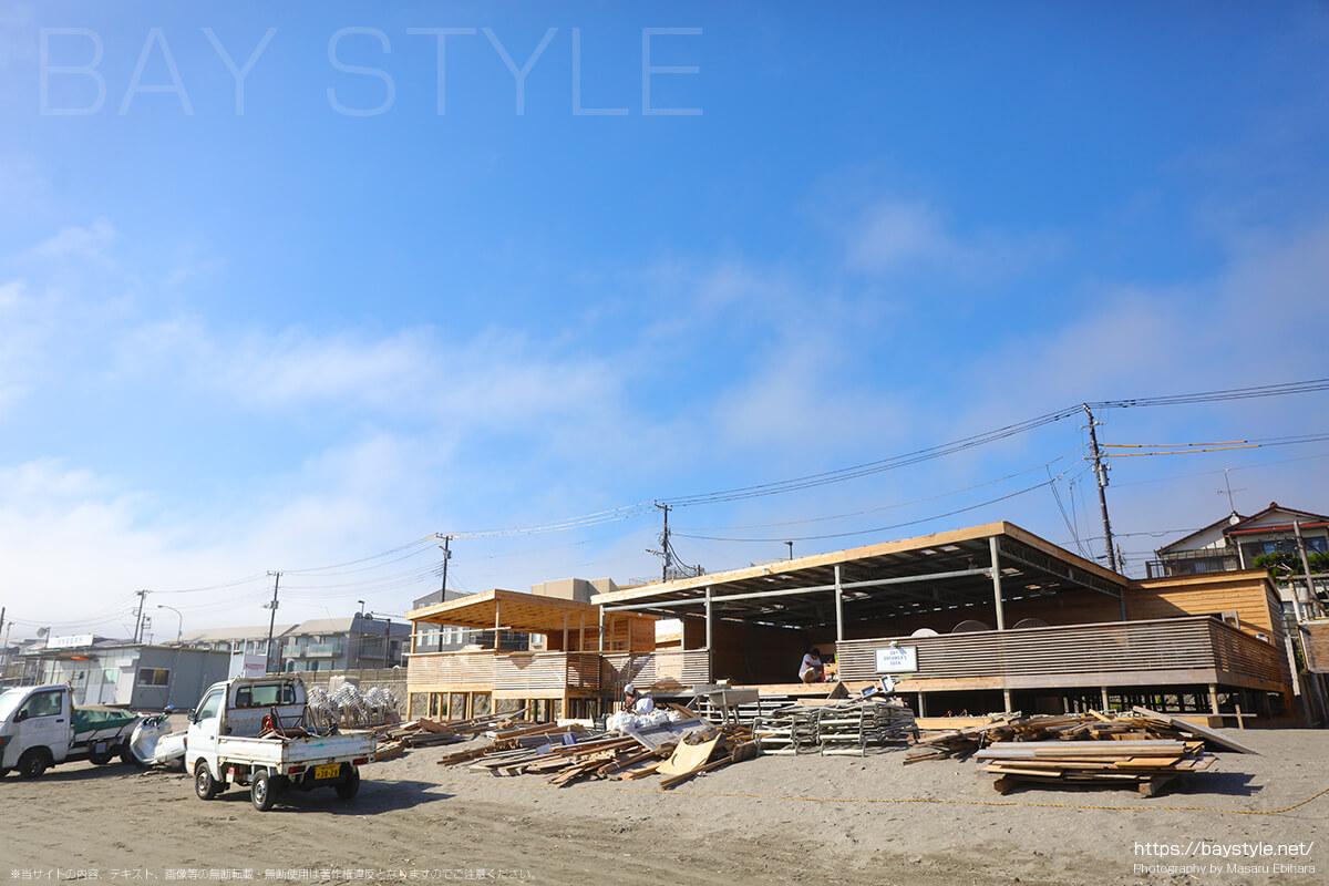 材木座海岸海開き