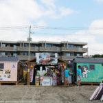 かまくらBBQくらぶ、鎌倉由比ヶ浜海の家
