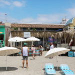 Virgo(ヴァルゴ)、逗子海水浴場の海の家
